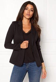 ICHI Kate Suit Jacket Black Bubbleroom.dk