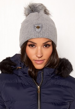 Canada Snow Laurie Hat Black Bubbleroom.dk