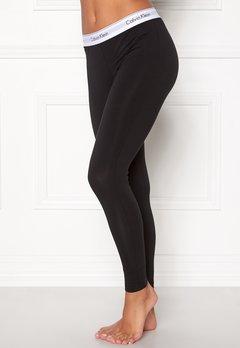 Calvin Klein Legging Pant 0001 Black Bubbleroom.dk