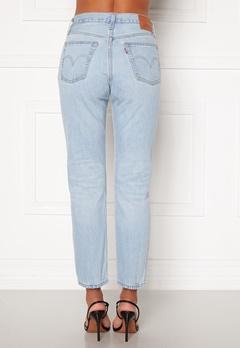 LEVI'S 501 Crop Jeans 0124 Luxor Ra Bubbleroom.dk