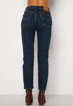 LEVI'S 501 Crop Jeans 0179 Salsa Stonewash Bubbleroom.dk