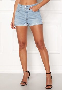 LEVI'S 501 High Rise Short 0013 Weak In The Kne Bubbleroom.dk