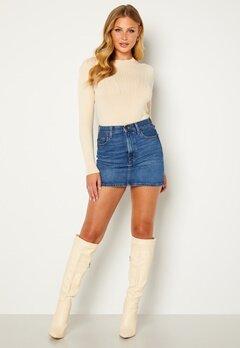 LEVI'S 70S High Micro Mini Skirt 0000 Mini Me bubbleroom.dk
