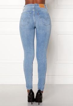 LEVI'S Milehigh Superskinny Jeans 0079 You Got Me Bubbleroom.dk