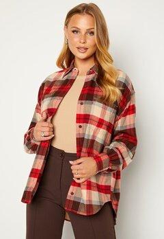 LEVI'S Remi Utility Shirt 0013 Rosie Plaid bubbleroom.dk