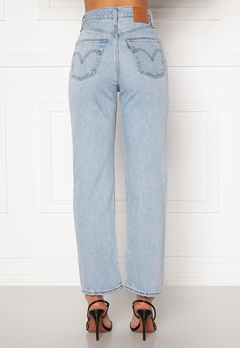 LEVI'S Ribcage Straight Ankle 0055 Middle Road Bubbleroom.dk