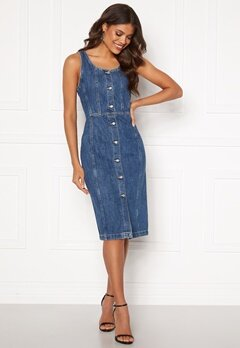 LEVI'S Sienna Dress Out of the blue Bubbleroom.dk