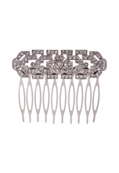 LILY AND ROSE Ellinor Comb Crystal Bubbleroom.dk