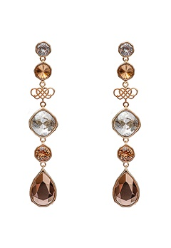 LILY AND ROSE Lucy Earrings Champagne Bubbleroom.dk