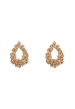 LILY AND ROSE Petite Alice Earrings Light Colorado Topaz Bubbleroom.dk