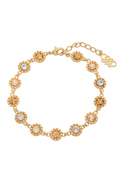 LILY AND ROSE Petite Kate Bracelet Golden Shadow Bubbleroom.dk