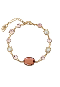 LILY AND ROSE Rosie Bracelet Pink Champagne Bubbleroom.dk