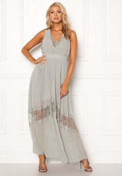 Little Mistress Waterlily Lace Maxi Dress Waterlily Bubbleroom.dk