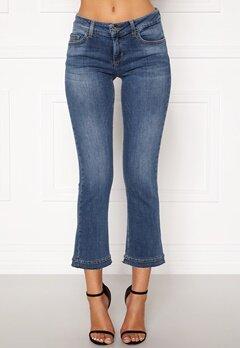 Liu Jo Fly Jeans 77885 Den.Blue bang Bubbleroom.dk