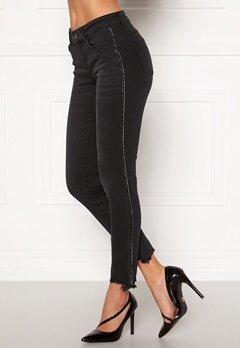 Liu Jo Ideal Jeans 87202 Den.Black comp Bubbleroom.dk