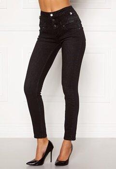 Liu Jo Rampy Jeans 87204 Den.Black Bubbleroom.dk