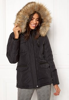 Hollies Livigno Ladies Black Bubbleroom.dk