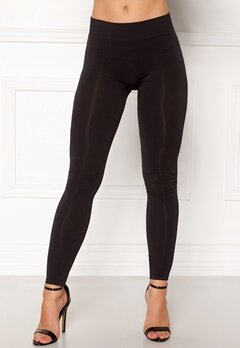 Pieces London Leggings Black Bubbleroom.dk