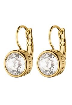 Dyrberg/Kern Louise Vintage Earrings Gold Bubbleroom.dk