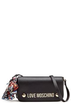 Love Moschino Love M II Bag Black Bubbleroom.dk