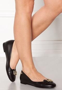 Love Moschino Ballerina Leather Shoes JA11061C05JA0 Bubbleroom.dk
