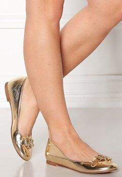 Love Moschino Ballerina Shoes 900 Platinum Bubbleroom.dk