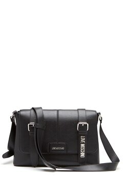 Love Moschino Belts On Bag 000 Black Bubbleroom.dk