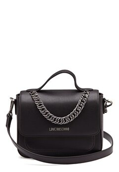 Love Moschino Easy Chain Bag Black Bubbleroom.dk