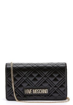 Love Moschino Evening Bag 000 Black Bubbleroom.dk
