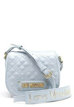 Love Moschino Evening Bag Light Blue Bubbleroom.dk