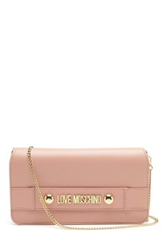 Love Moschino Lettering Love Moschino 601 Pink Bubbleroom.dk