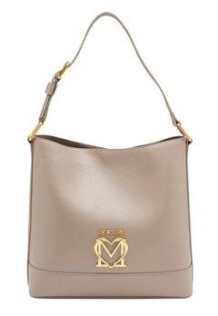 Love Moschino Love Moschino Scarf Bag 001 Grey Bubbleroom.dk