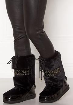 Love Moschino Moschino Ski Boot 00A Black Bubbleroom.dk