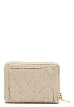 Love Moschino Wallet 108 Taupe/Sand Bubbleroom.dk