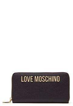 Love Moschino Wallet Black Bubbleroom.dk
