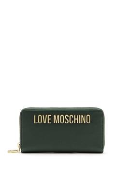 Love Moschino Wallet Green Bubbleroom.dk