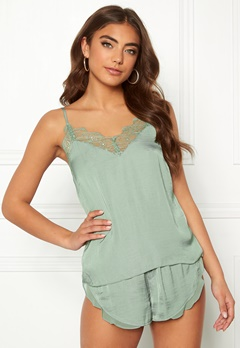 Love Stories Camelia Camisole Top Grey Lily Bubbleroom.dk