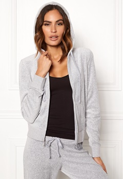 Juicy Couture Luxe Juicy Crown Jacket Silver Lining Bubbleroom.dk