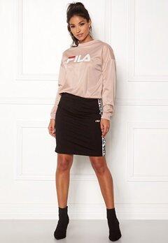 FILA Maha Skirt Black Bubbleroom.dk