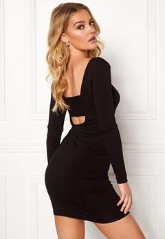 Make Way Anicolina Dress Black Bubbleroom.dk