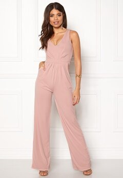 Make Way Beatrix jumpsuit Dusty pink Bubbleroom.dk