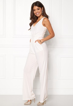 Make Way Beatrix jumpsuit White Bubbleroom.dk
