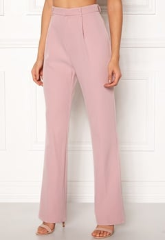 Make Way Beth trousers Dusty pink Bubbleroom.dk