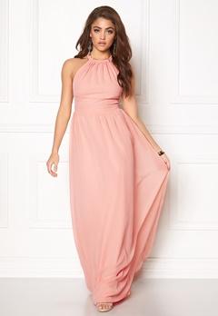 Make Way Cora Maxi Dress Light pink Bubbleroom.dk