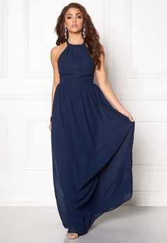 Make Way Cora Maxi Dress Midnight blue Bubbleroom.dk