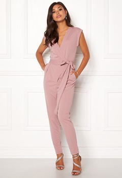 Make Way Elle Jumpsuit Dusty pink Bubbleroom.dk