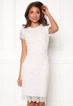 Make Way Flora lace dress White Bubbleroom.dk