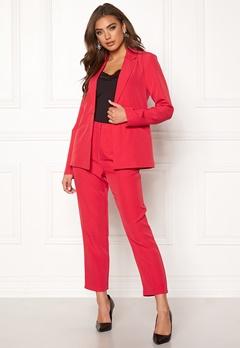 Make Way Jessie trousers Red Bubbleroom.dk
