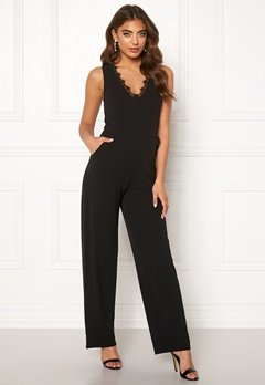 Make Way Josette jumpsuit Black Bubbleroom.dk