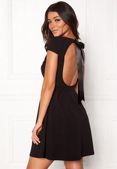 Make Way Kathy sequins dress Black Bubbleroom.dk